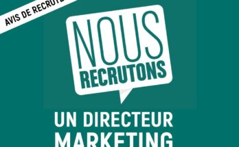 Directeur marketing et commercial